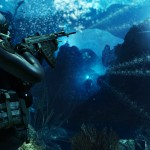 Call of Duty: Ghosts' underwater firefights
