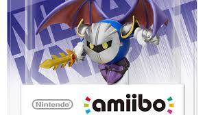 metaknight amiibo
