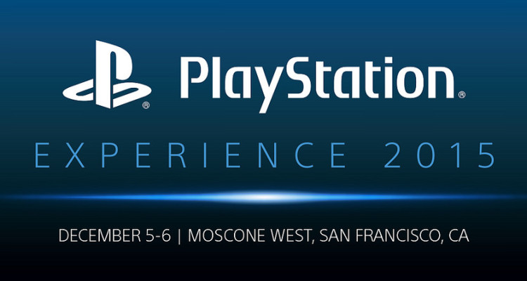 2015 Playstation Experience