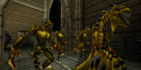 turok_2_seeds_of_evil_-_enemies_-_dinosoids_-_raptoid_1