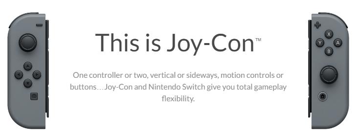 joycon