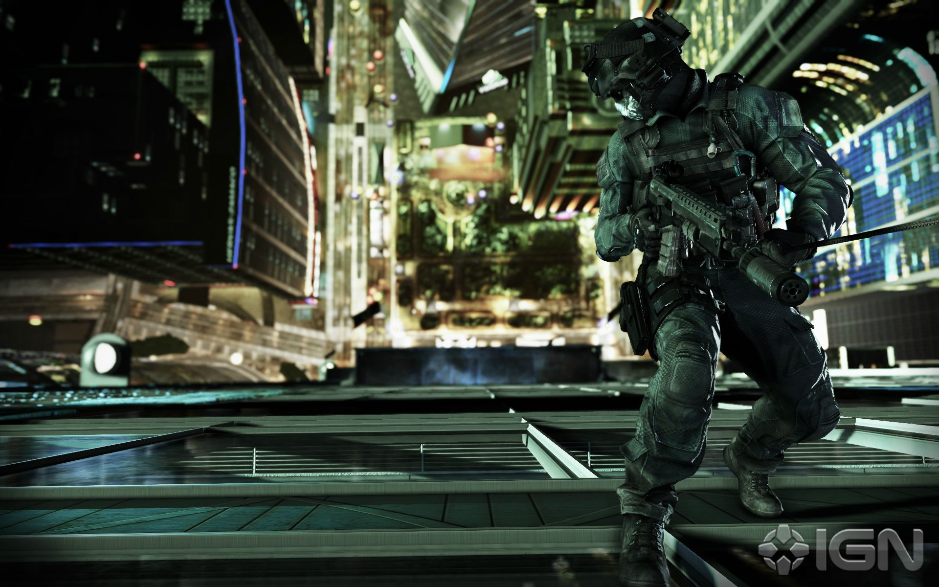 E3 2013 Ign Showcases Brand New Call Of Duty Ghosts Gameplay Footage And Screenshots Exp 4 All